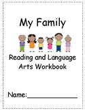 My Family ~ Language Arts Workbook ~ 2nd Grade ~ HMH Journeys
