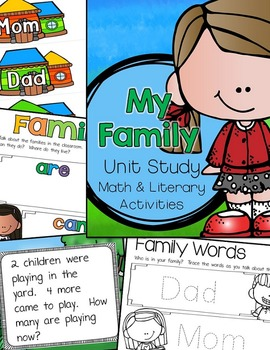 My Family Learning Unit