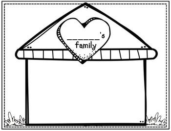 My Family [Mini Unit]