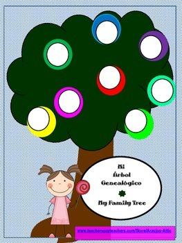 Family Tree  Arbol Genealogico