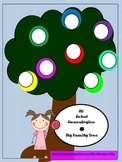 Family Tree  Arbol Genealogico