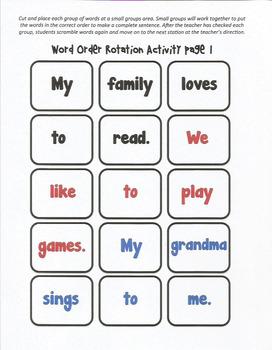 My Family Unit 1 Lesson 2 Grade 2