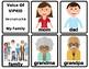 My Family: Voice Of VIPKID Flash Cards & Star Reward