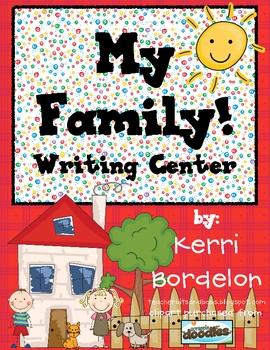 My Family! Writing Center