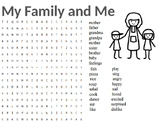 My Family and Me!