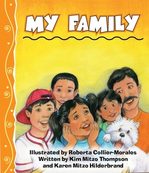 My Family eBook & Read-Along Audio