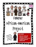 My Famous African American Project