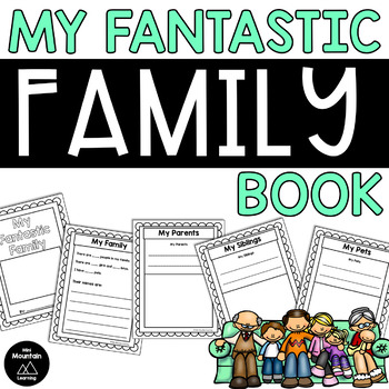 A Book About My Family