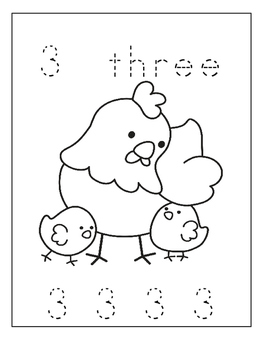 I Can Identify Numbers 1-10