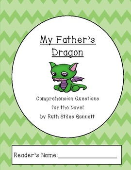 My Father's Dragon Comprehension Questions and Activities