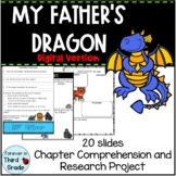 My Father's Dragon - Distance Learning