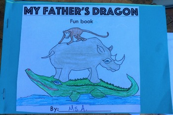 My Father's Dragon:  FUN BOOK (Activity Book) for Reading