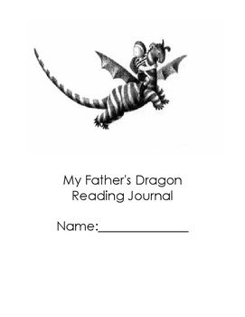 My Father's Dragon Reading Journal