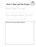 My Father's Dragon Response Packet K/1 (for all 3 books in