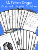 My Father's Dragon Adapted Chapter Activities