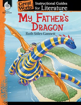 Elmer and the dragon teaching resources teachers pay teachers my fathers dragon an instructional guide for literature ebook fandeluxe Image collections