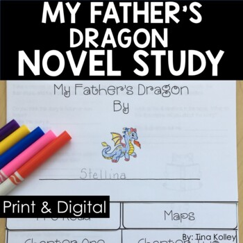 My Father's Dragon Comprehension and Writing Activities