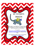 My Father's Dragon Literacy Unit aligned to the Common Core