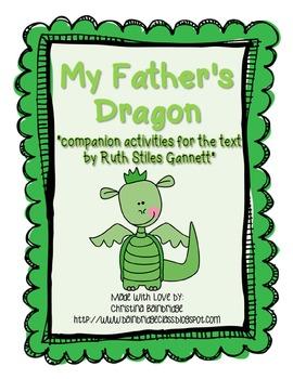 My Father's Dragon Mini-Unit
