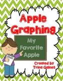 My Favorite Apple Graph & Data Sheet