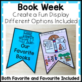 My Favorite Book Display Great for Book Week, Library and