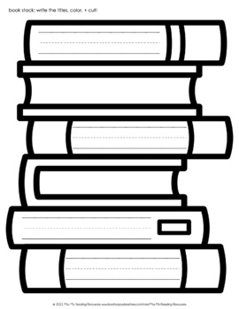 Favorite Book Opinion Writing