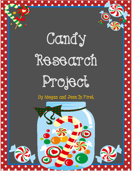 My Favorite Candy: Research and Opinion Writing Project