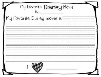 My Favorite Disney Movie