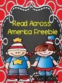 Read Across America Freebie (Dr. Seuss)
