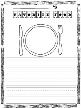 My Favorite Food Writing