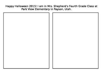 My Favorite Halloween Activity