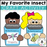 Insect Craft {My Favorite Insect}
