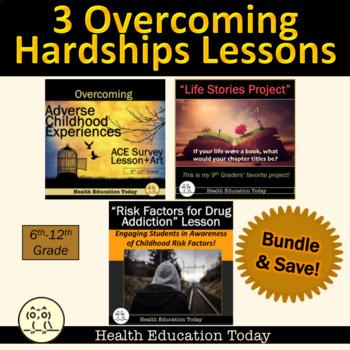 "Overcoming Hardships Lessons: 3 Favorite ""Rising Above Adv"
