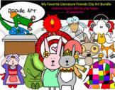 My Favorite Friends MEGA Clipart Bundle