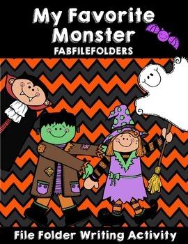 My Favorite Monster