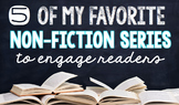My Favorite Non-Fiction Series - FREEBIES