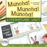 Muncha! Muncha! Muncha! Literature Unit {My Favorite Read Alouds}