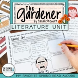 The Gardener Literature Unit {My Favorite Read Alouds}
