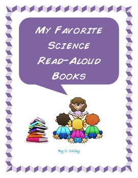 My Favorite Science Read Aloud Books for Elementary