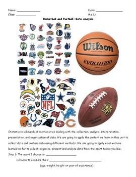My Favorite Sport Team - Data analysis