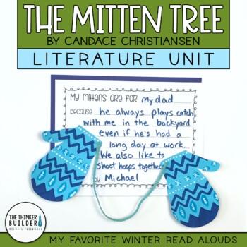 The Mitten Tree Literature Unit {My Favorite Read Alouds}
