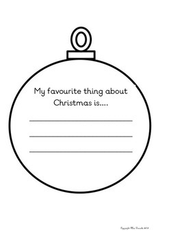 My Favourite Thing About Christmas