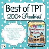 FREEBIE! Trending Tech in TN's Freebies Page - TPT Social Marketplace Ebook