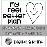 My Feel Better Plan: An individual coping plan