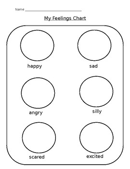 My Feeling Chart