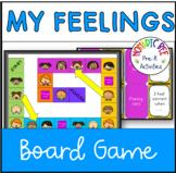 Feelings Board Game
