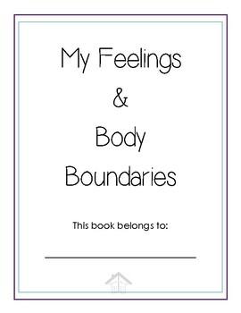 My Feelings & Body Boundaries Book