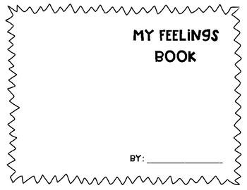 My Feelings Book