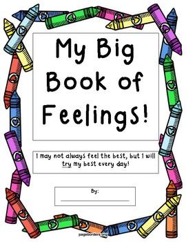 My Feelings Book Cover