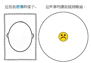 My Feelings Book-Traditional Chinese 我的心情小書-繁體中文版
